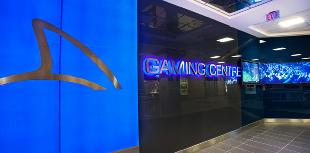 Shark Gaming Centre - Contact Us
