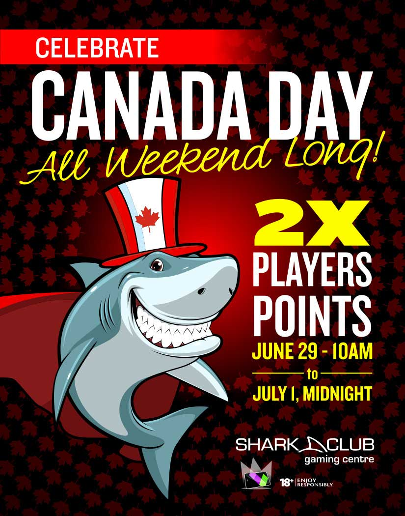 Canada Day Promotion